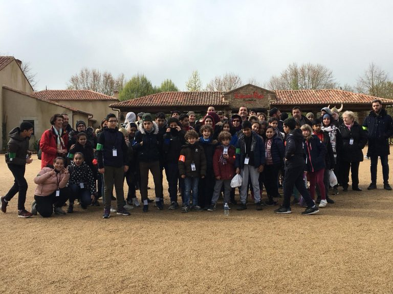 Groupe de visite Puy du Fou Avril19 (1)