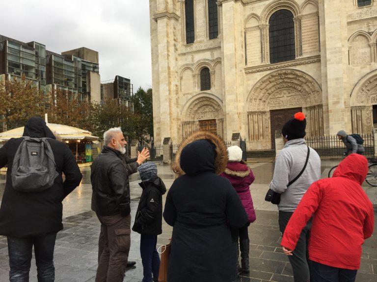 Visite Basilique Saint Denis fev19 (2)